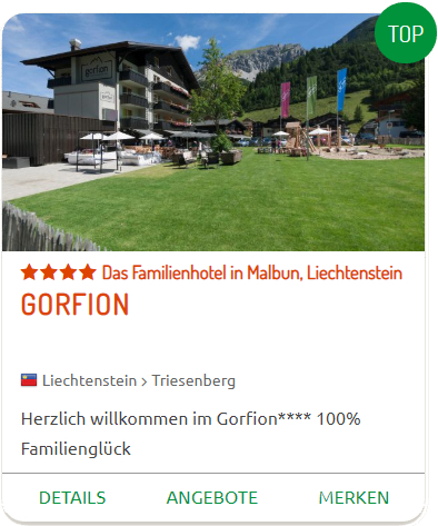 TOP-Hotels Gorfion