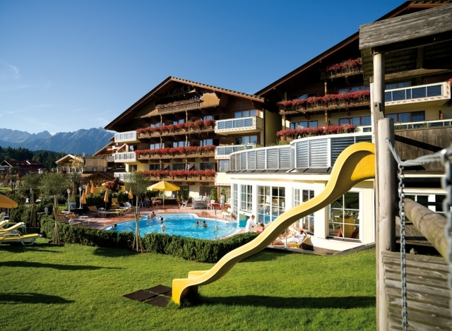 Family & Spa-Resort 4 Sterne Superior Alpenpark