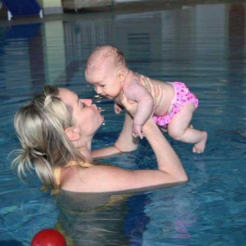 Babys und Kleinkinder im Hotel Seitenalm