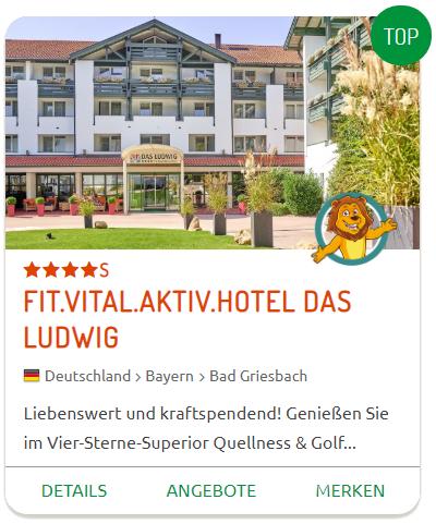 Babyhotel DAS LUDWIG
